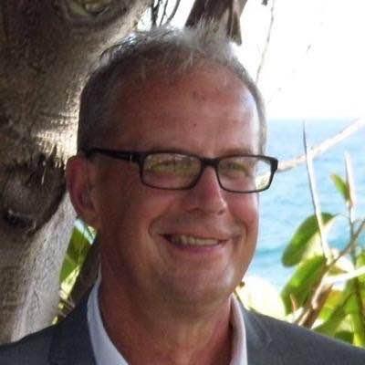 Andy Muchall - Club Secretary
